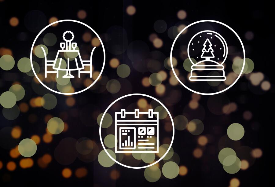 Лучшие варианты рассадки гостей на Новый год