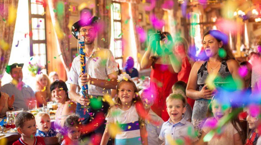 Как организовать детский праздник: советы от UBI Конференц Холл | UBI Конференц Холл