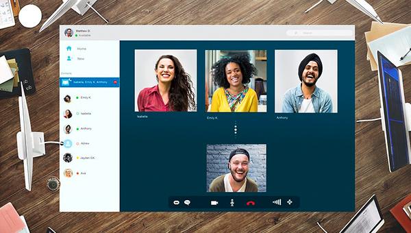 Skype - 5 самых популярных программ для  проведения конференции онлайн