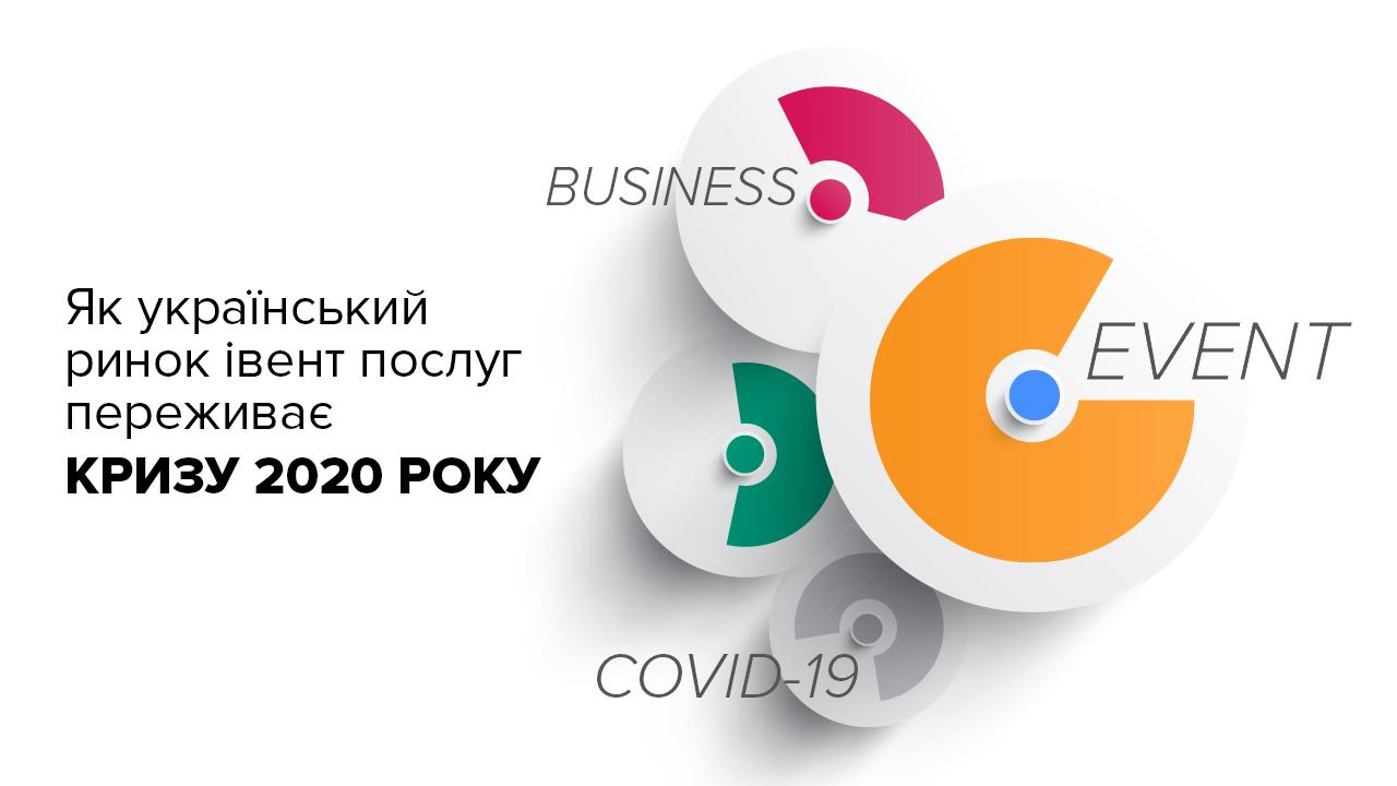 Event ринок в Україні: Криза 2020 року, проблеми, зміни, тенденції, перспективи | Аналіз індустрії від UBI Конференц Хол
